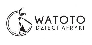 Logo Fundacji Watoto - Dzieci Afryki