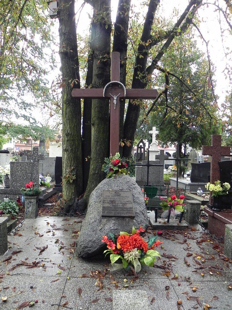 Pomnik Powstańców Styczniowych 1863 r. w Piasecznie, foto Piotr Prawucki, 22 IX 2017