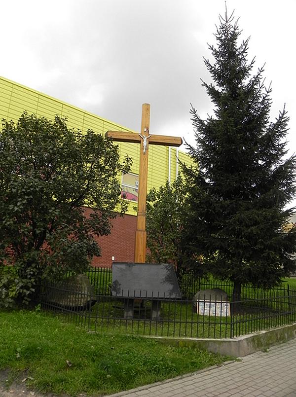 Pomnik na skwerze Niepodległości, foto Piotr Prawucki, 22 IX 2017 r.