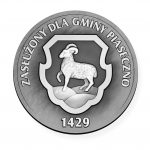 Awers medalu - Zasłużony dla Gminy Piaseczno