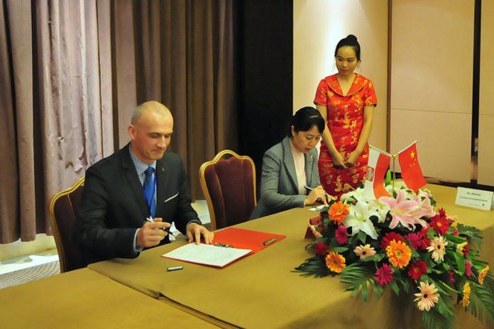 Chiński partner Piaseczna