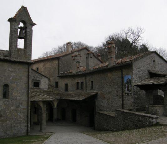 Sanktuarium św. Franciszka z Asyżu w La Verna
