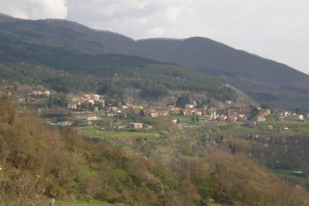 Panorama Chitignano