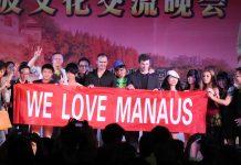 W trakcie pobytu muzyków z Piaseczna zawiązał się Chiński fanclub grupy, który obsypał zespół kwiatami oraz rozwiesił specjalny transparent