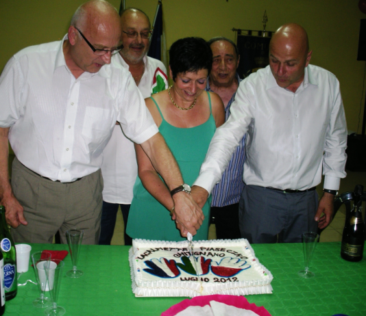 Od lewej: Burmistrz Piaseczna Zdzisław Lis, Wiceburmistrz La Calmette Colette Cazalet-Vandange, Burmistrz Chitignano Marcello Biagini. Foto: Łukasz Wyleziński.