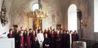 Chór z Zalesia z rewizytą w Szwecji
