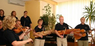 Występy chóru Vasbykoren ze Szwecji
