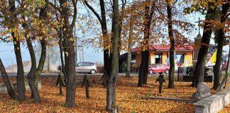 Cmentarz wojenny z okresu I wojny światowej w Gołkowie