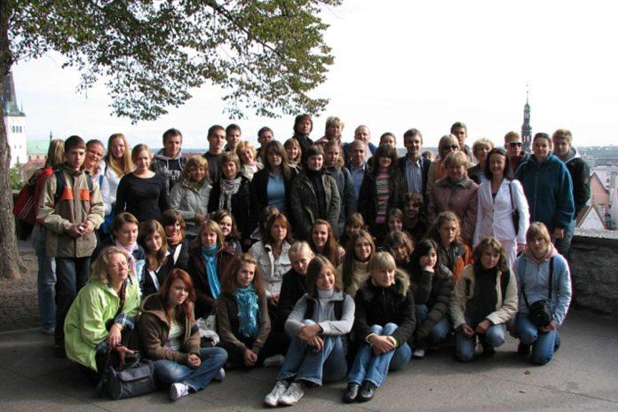 Piaseczyńska młodzież z rewizytą w Estonii