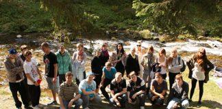 Kolejna wizyta młodzieży z Estonii
