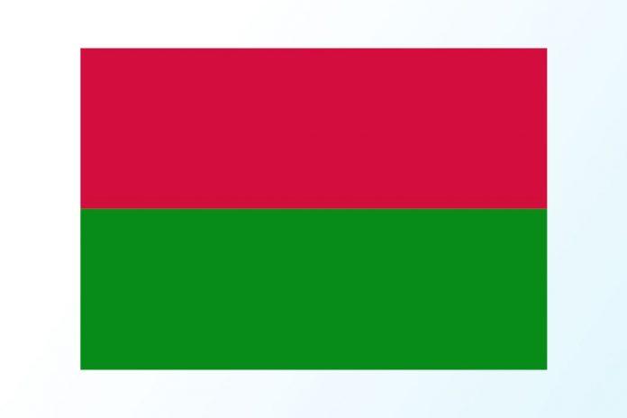 Flaga Gminy Piaseczno