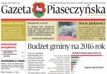 Gazeta piaseczyńska 1/2016
