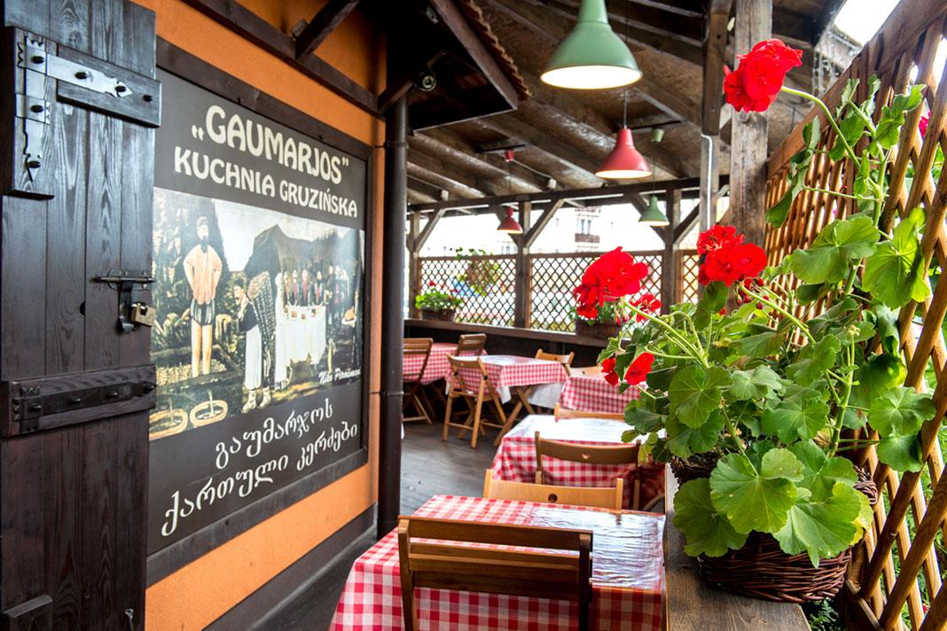 Restauracja Gaumarjos Kuchnia Gruzinska Oficjalna Strona Miasta