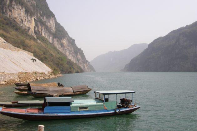 Spływ po Jangcy