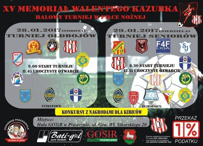 XV Memoriał Walentego Kazubka