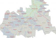 Mapa planów zagospodarowania