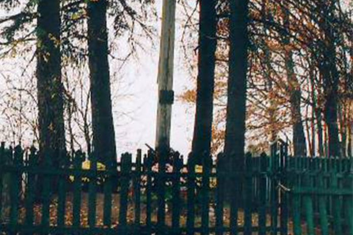 Pomnik pamięci powstańców styczniowych 1863 r.