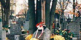 Pomnik Powstańców 1863 r. na Cmentarzu Parafialnym w Piasecznie