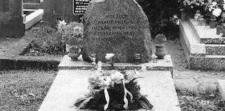 Mogiła żołnierzy rosyjskich poległych w I wojnie światowej