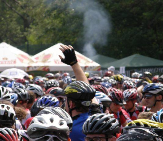 The MTB Mazovia bicycle marathon is enjoying an increasing popularity.