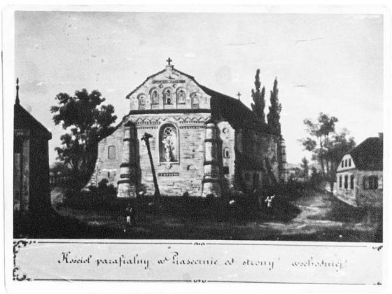 Kościół św. Anny w Piasecznie