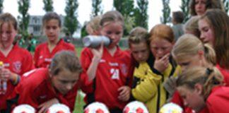 Futbolowa wymiana z klubem Runby