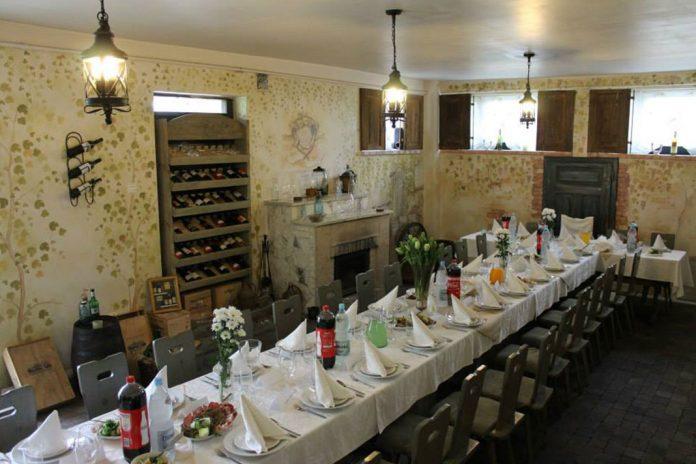 Restauracja Winny Ogród
