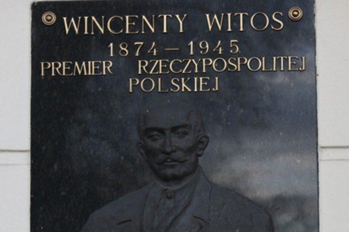 Tablica pamięci Wincentego Witosa