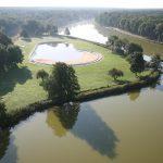 Rzeka Jeziorka foto Paweł Faliszewski
