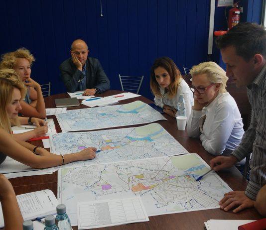 Spotkania Grupowe w trakcie trwania projektu Piaseczno - Miasto Wąskotorowe
