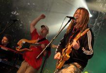 Zespół Maleo Reggae Rockers był jedną z gwiazd Wolprezy