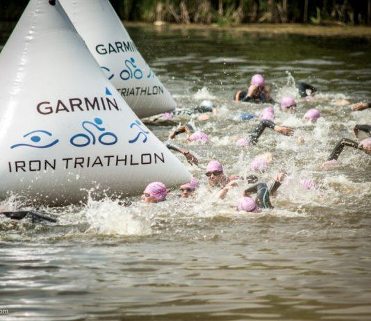 Triathlon na Górkach Szymona. Foto: Darek Nowak