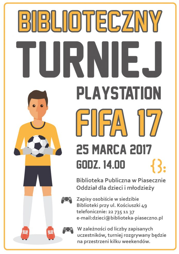 Turniej FIFA 17