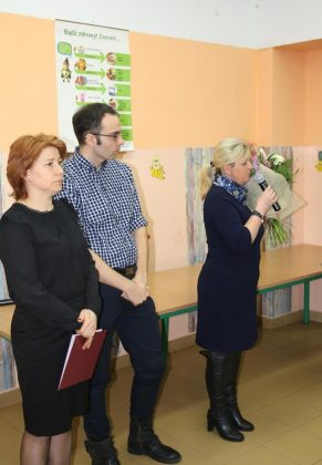 Pożegnanie dyrektor Edyty Pyszyńskiej