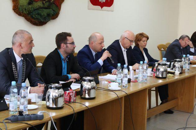 Sesja Rady Miejskiej w dniu 19.04.2017 r.