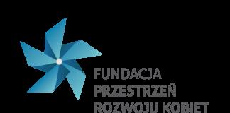 """Logo Fundacji """"Przestrzeń Rozwoju Kobiet"""""""