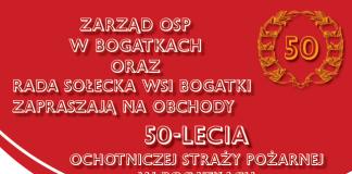 50-lecie OSP Bogatki