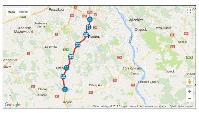 Umowy Na Budowe Trasy S7 Na Odcinku Warszawa Grojec Podpisane