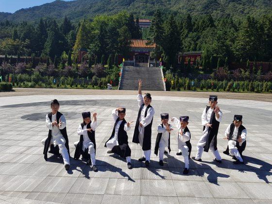 Grawitacja w Chinach