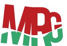 MRG logo