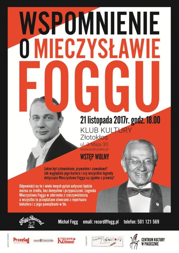 Wspomnienie o Mieczysławie Foggu