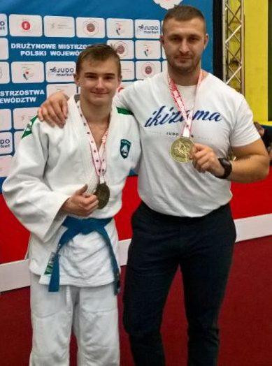 mistrz judo