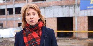 Wiceburmistrz Hanna Kułakowska- Michalak