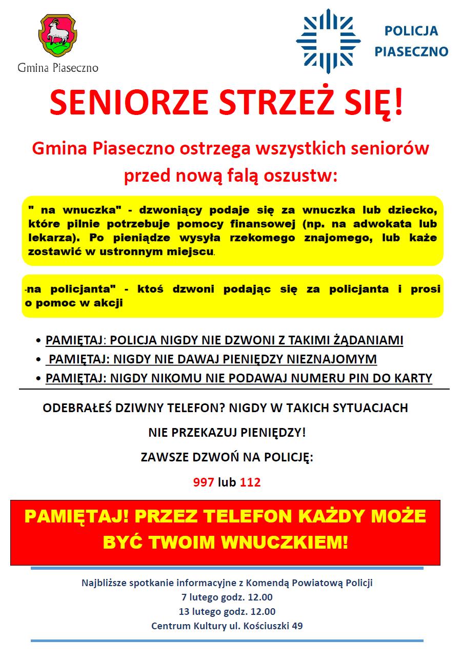 Przejdź do strony Gminy Piaseczno
