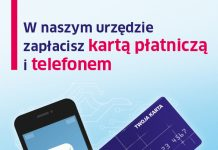W urzędzie zapłacisz kartą i telefonem