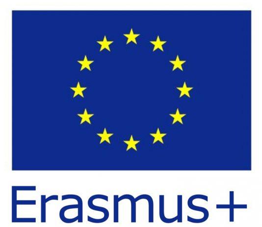 Erasmus + logo