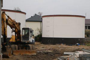 Rozbudowa stacji uzdatniania wody przy ul. Żeromskiego w Piasecznie foto Łukasz Wyleziński