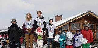 Snowbordzista z Piaseczna podwójnym Mistrzem Polski w konkurencjach snowboardowych