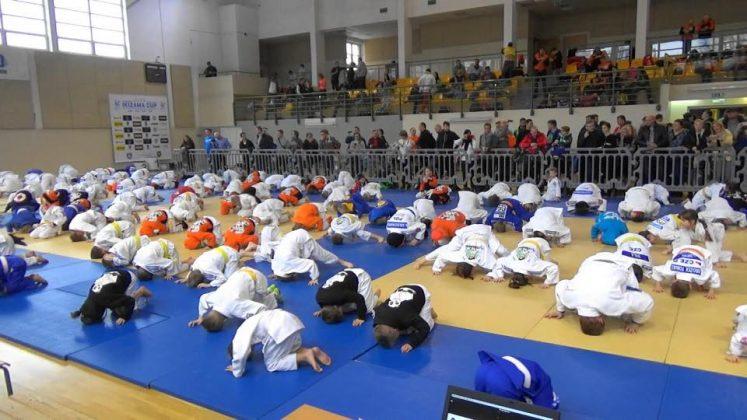 arch. klubu Judo Ikizama turniej