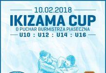 judo ikizama plakat